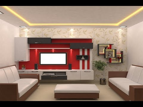 60+ TV Cabinet Designs for Living room (AS Royal Decor)