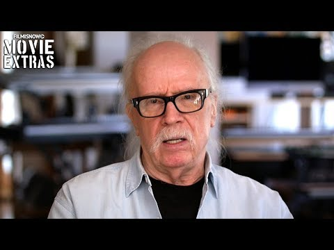HALLOWEEN   On-set Visit With John Carpenter