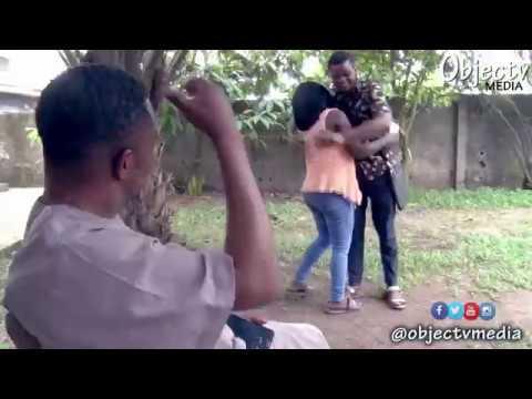 Lazy Nigerian Youth - Comedy Skit