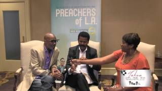 Interview with cast of Preachers of LA Season 2