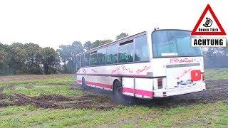 Driften mit dem Bus? Einspritzpumpe aufdrehen | Dumm Tüch