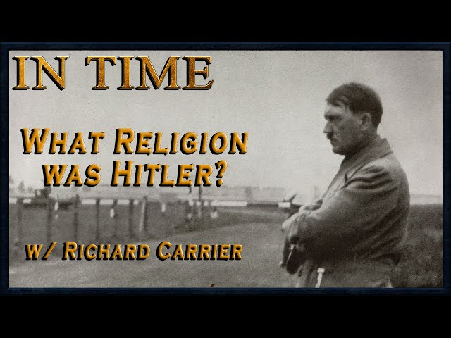 In Time: What Religion Was Hitler?
