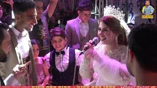 شوف بنافسك العروسة فرحانه وبتغني للعريس  مفاجاة كبير حماده الروش وديشا الحلو افراح السنبلاوين