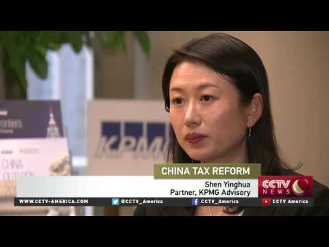 China fully implements value-added tax regulation
