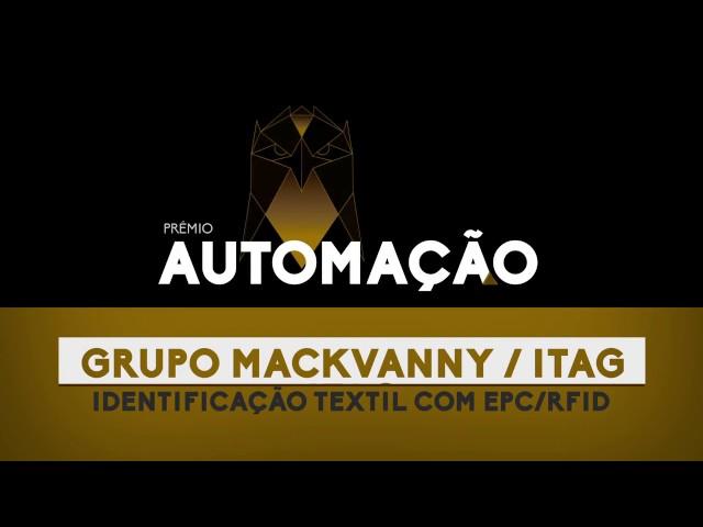 Prêmio Automação 2015: Case Mackvanny