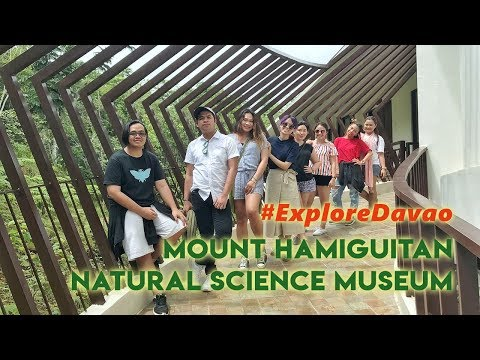 Mount Hamiguitan Natural Science Museum, Davao Oriental | #ExploreDavao with Davao Bloggers Society