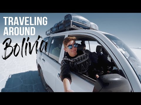 A Road Trip through Bolivia | SALAR DE UYUNI