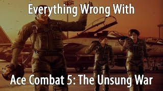 Скачать Everything Wrong With Ace Combat 5 In 30 Minutes Or Less