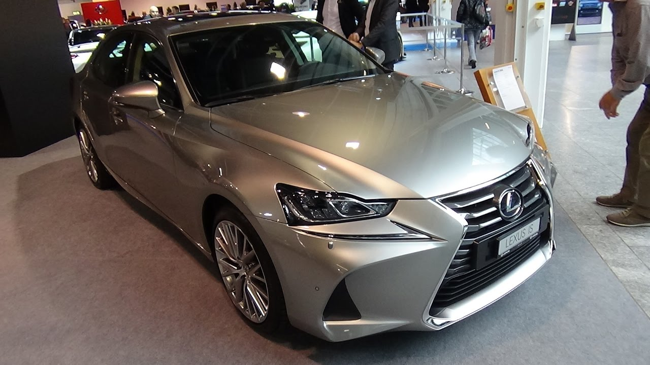 2017 Lexus Is 300h Exterior And Interior Zürich Car Show 2016 You