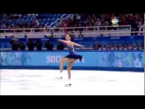 浅田真央 Mao Asada  ~Sochi 2014 Winter Olympics~   (FS)