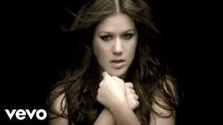 Смотреть клип Kelly Clarkson - Never Again