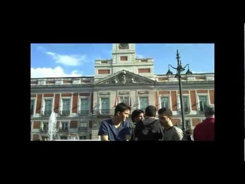 Occupy Madrid - 15M Protest
