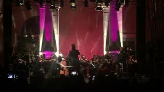 "Giovanni Sollima with the Orchestra Notturna Clandestina,  ""Smells Like Teen Spirit"" by Nirvana"