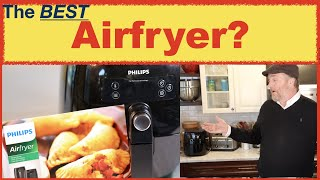 Philips Airfryer: Cooking, Review & Feature