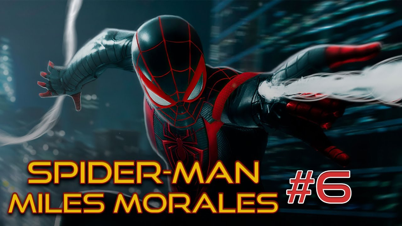 Spider-Man Miles Morales PS5 I Final con Fedelobo