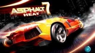 Asphalt 7: Heat | Multiplayer Gameplay: Live Limped!