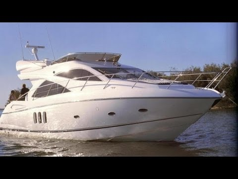 SOLD - 50 Sunseeker Manhattan 2005 Yacht for Sale - 1 World Yachts