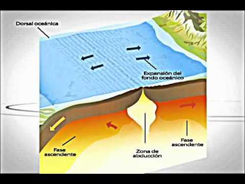 La formacion del relieve terrestre