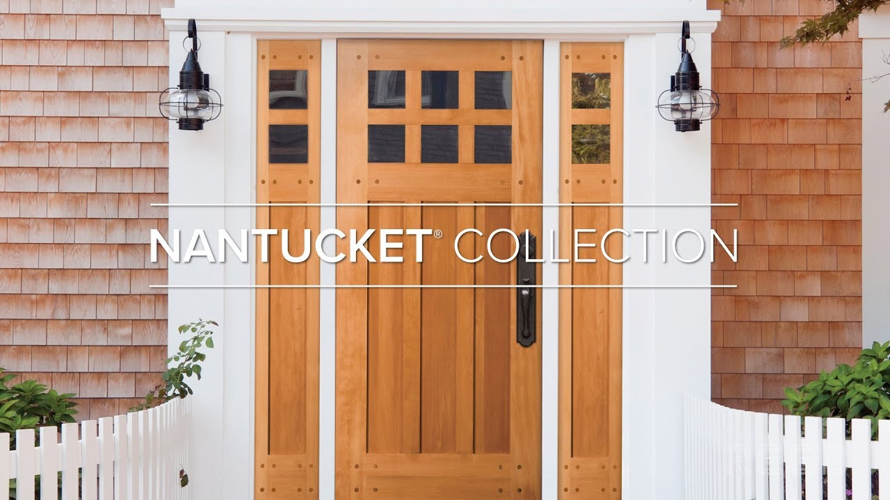 Simpson Nantucket Collection Doors