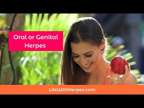 dating someone with oral hsv 1