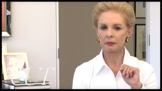 Carolina Herrera talks nightmares, baby cloths and best advice ever
