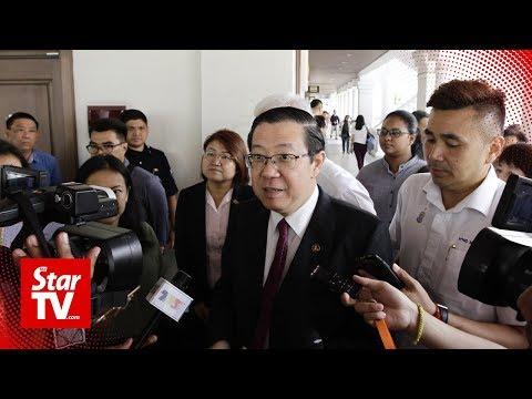 Guan Eng: Penang government was just defending itself
