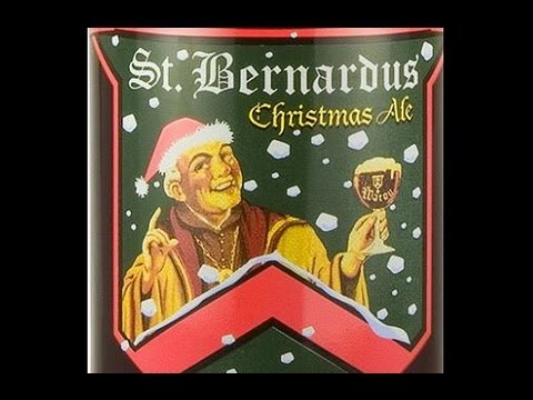St. Bernardus Christmas Ale | Beer Geek Nation Beer Reviews ...