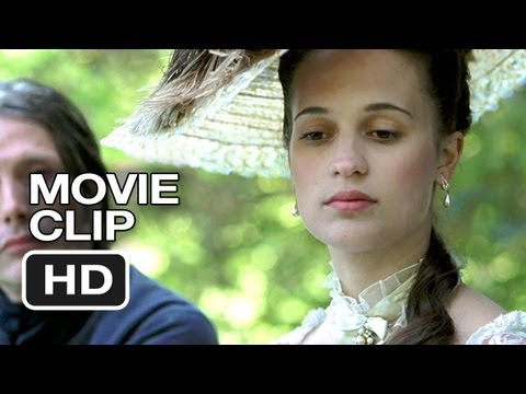 A Royal Affair Movie CLIP - Free (2012) Mads Mikkelsen Movie HD