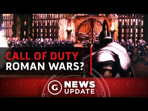 """""""Lost"""" Call of Duty Game Was Reportedly Set in Ancient Rome - GS News Update"""