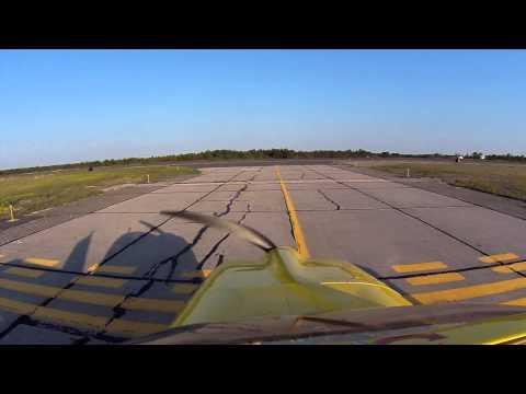 RV7: FIRST TEST FLIGHT (PART 1)
