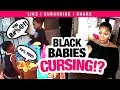 Black Babies Cursing Each Other Out Thinking Mom's Asleep Tonya Tko Reacts