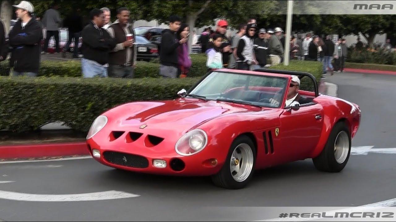 Ferrari 250 Gto Replica Youtube