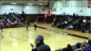 Hill-Murray's Tessa Cichy drains half-court buzzer beater