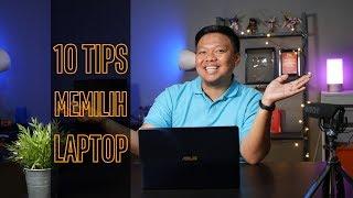 10 Tips Memilih Laptop Untuk Mulai Suksesmu