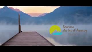 L'automne aux Sources du lac d'Annecy