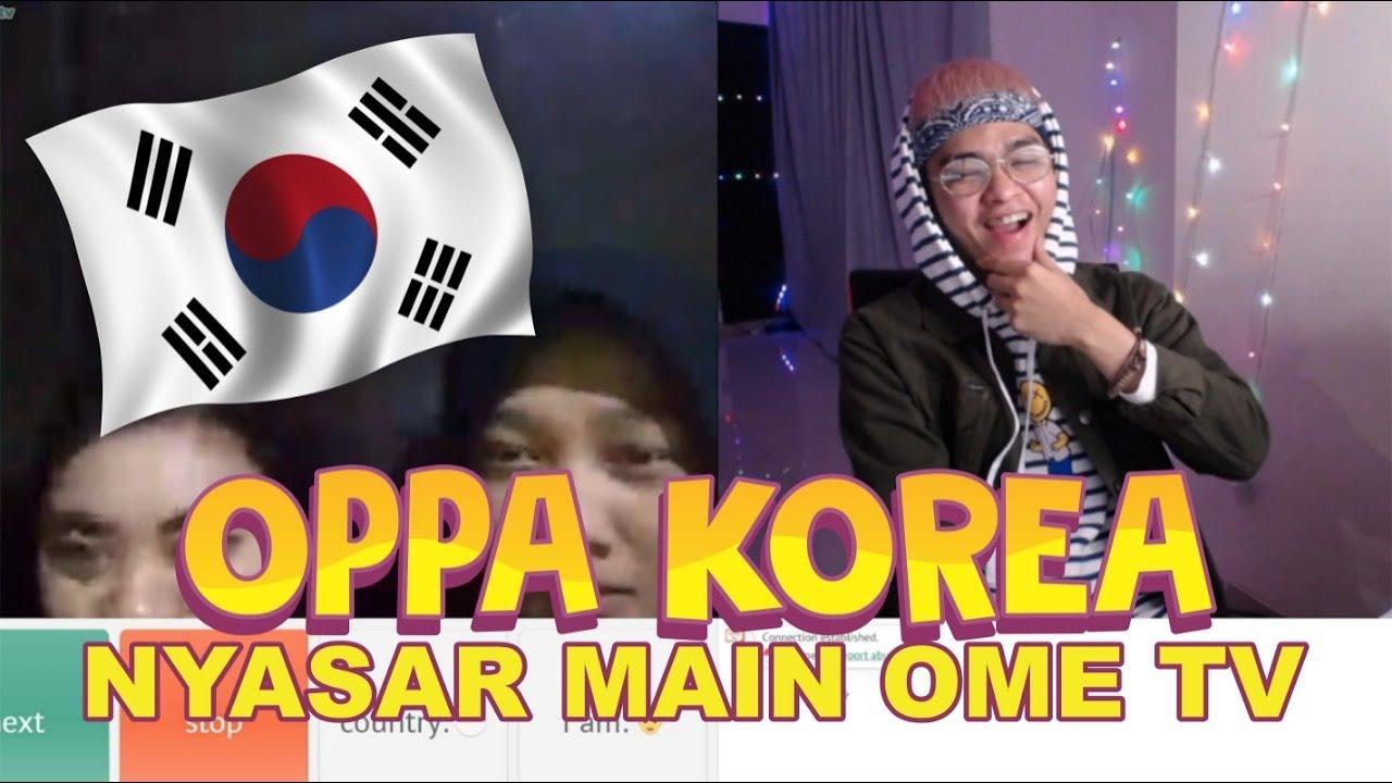 JADI OPPA KOREA DI OME TV !!!