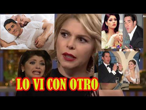 """Itati cantoral """" Eduardo Santamarina estaba con 0tro h0mbre"""""""