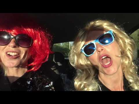 Mel & Kim's Carpool Karaoke for CLIC Sargent - Pembroke Asset Management - Mile 4 🚙🎤🎶🏃🏼‍♀️🥇