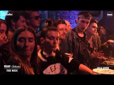 House: Boiler Room & Ballantine's Julia Govor True Music Russia DJ Set