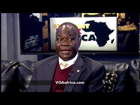 Straight Talk Africa West Africa Ebola Epidemic  Wed. October 22, 2014