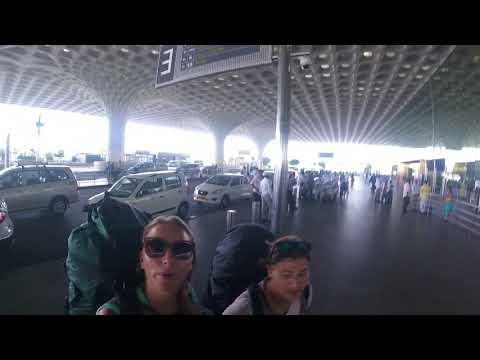 India adventure-Mumbai airport