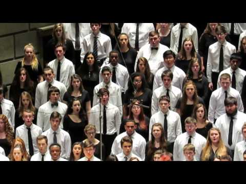 i carry your heart  All State 2015  Eastman Kodak Theatre  Rochester, NY