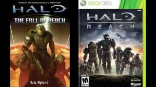 Halo Canon: The Battle of Reach Timeline