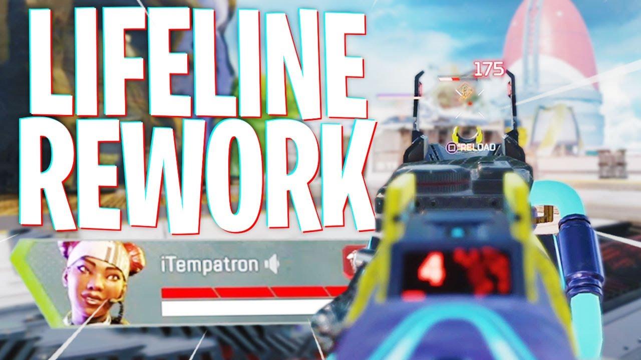 Lifeline is Desperate for a REWORK! - Apex Legends Season 10
