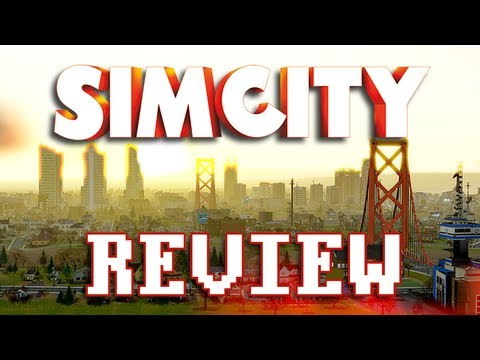 LGR - SimCity 2013 Review