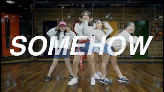 [아산댄스학원]위드댄스 - Kpop Class | SOMEHOW (왠지) -  DIA (다이아)
