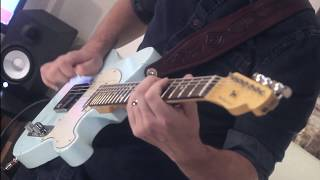 Brad Paisley - Bucked Off Cover and Guitar Lesson