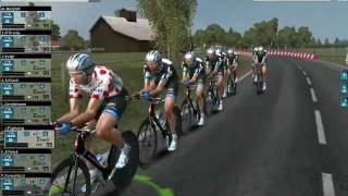 Pro Cycling Manager 2011 Tour de France Etape 2