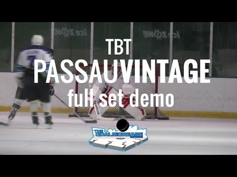 Tbt Goalie Cam Passau Vintage Pads W Timmy Youtube