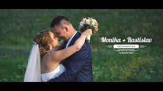 Monika a Rastislav - Svadobný videoklip